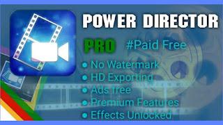 Power Director Pro Mod Apk