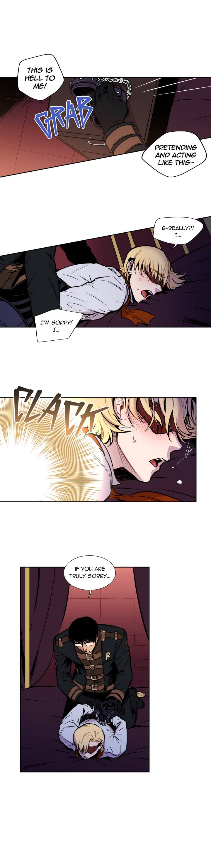 Blood Bank - Chapter 7
