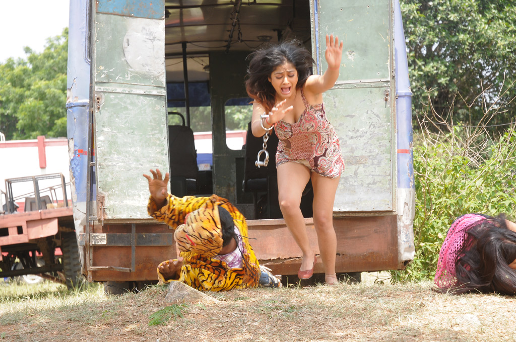 Kiran Rathod Latest Hot Stills In Ilamai Oonjal Tamil
