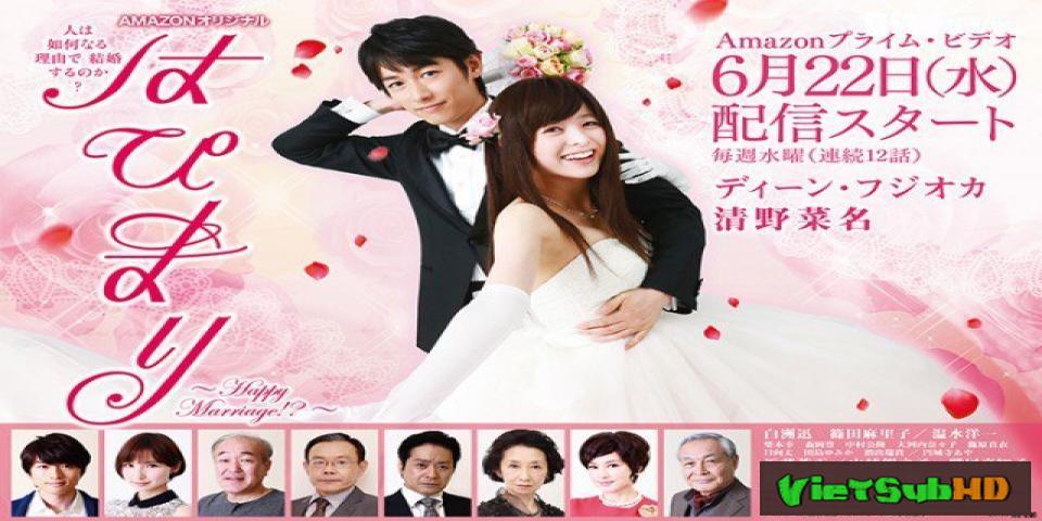 Phim Tình Yêu Hạnh Phúc Tập 11 VietSub HD | Happy Marriage 2016