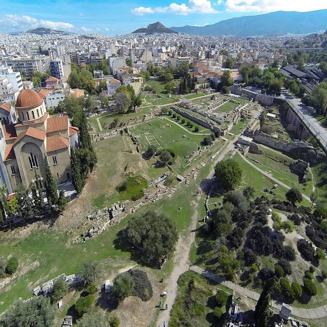 Αναβαθμίζεται ο αρχαιολογικός χώρος του Κεραμεικού