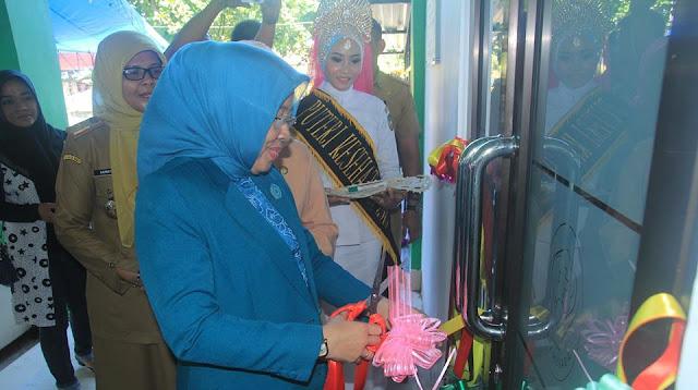 Resmikan UPTD Instalasi Farmasi, Wali Kota Palopo Minta Sempurnakan Pelayanan