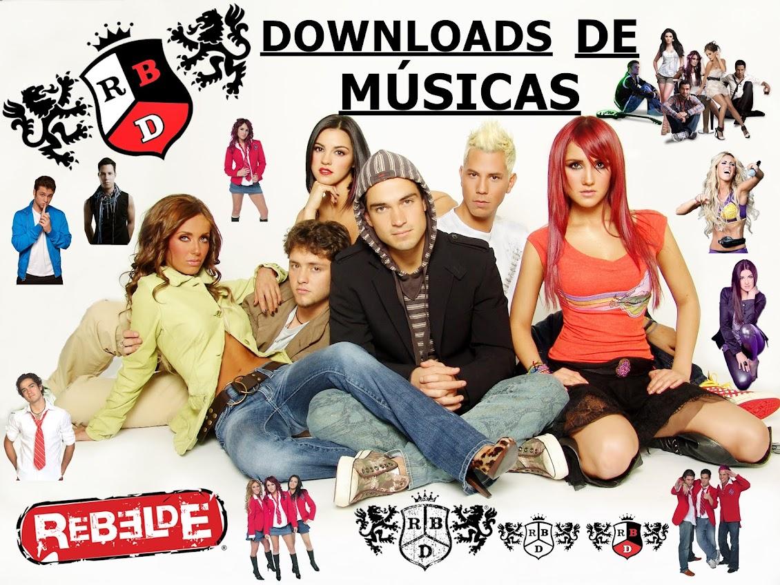 NOSSO BAIXAR REBELDE AMOR RBD CD