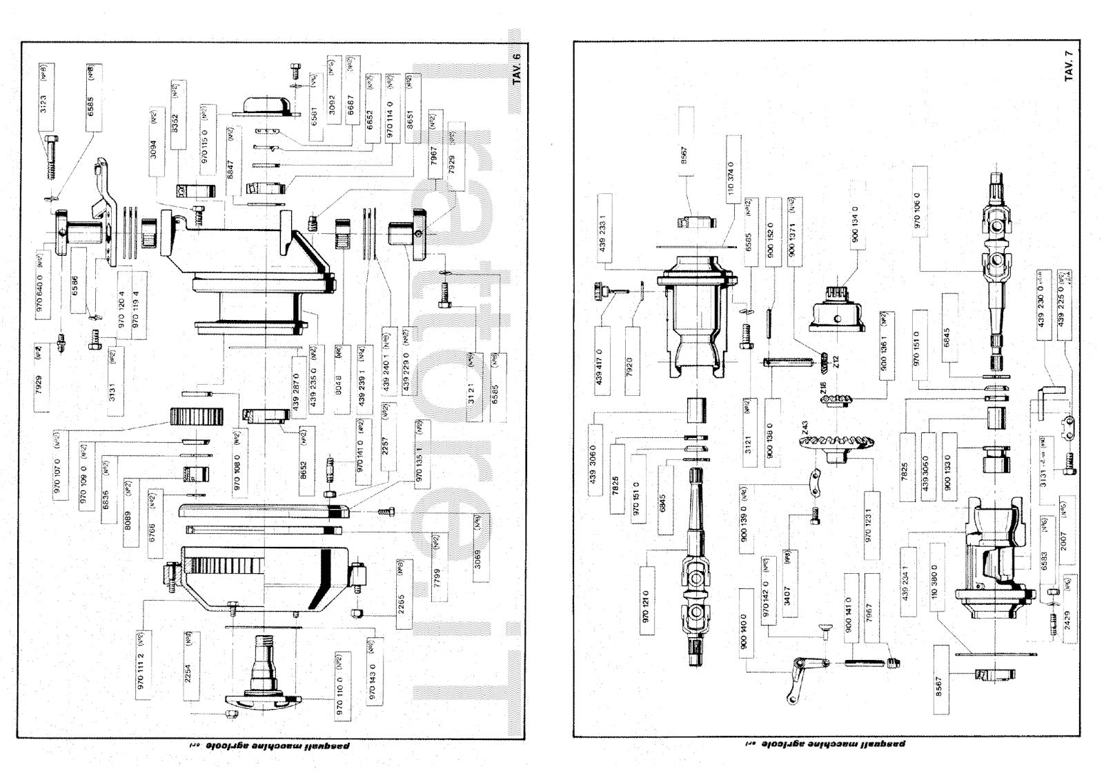 InfoTrattore.it: Trattrice Trattore Pasquali 425 manuale