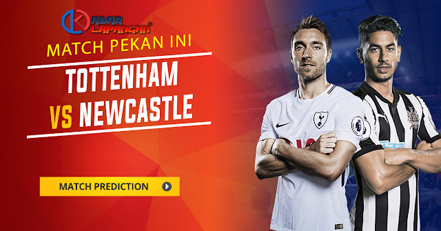 Prediksi Bola Tottenham Hotspur vs Newcastle Liga Inggris