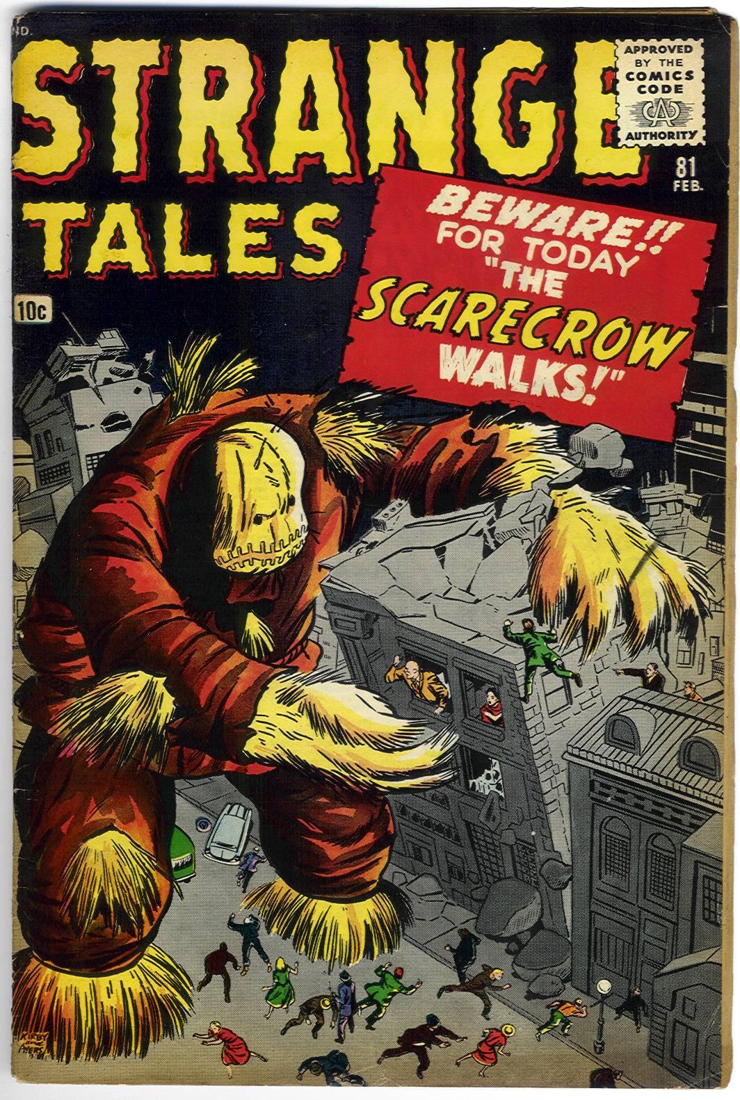 Strange Tales (1951) 81 Page 1