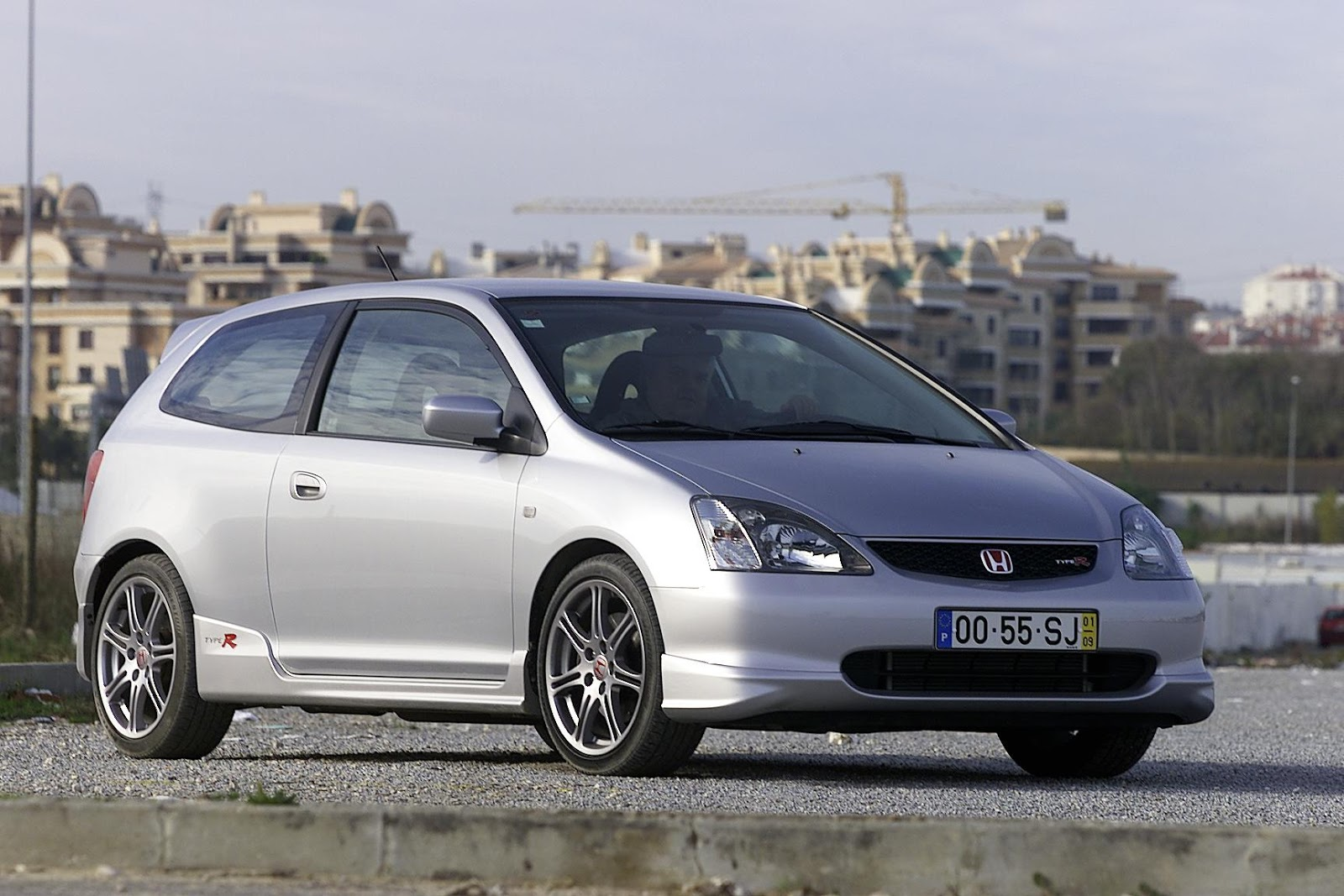 Motor Atual: Nostalgia: Honda Civic Type R (EP3) - 2001/2006