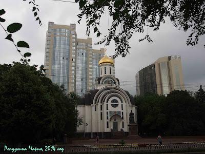 Ростов-на-Дону Церковь фото
