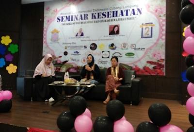 Seminar AIMI Lampung: Penuhi Gizi dengan Porsi Protein Lebih Banyak