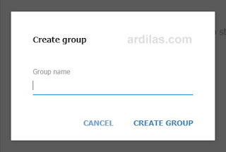 Telegram Web - Create group - Cara Membuat Grup Telegram di Android Komputer dan Web
