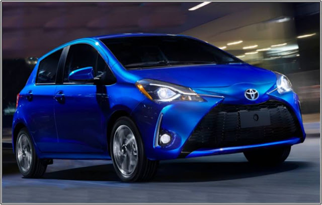 2019 Toyota Yaris Specs, Release Date And Price