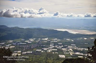 Laguna de San Marcos vista desde Cerro Viejo - @Miguel Enciso