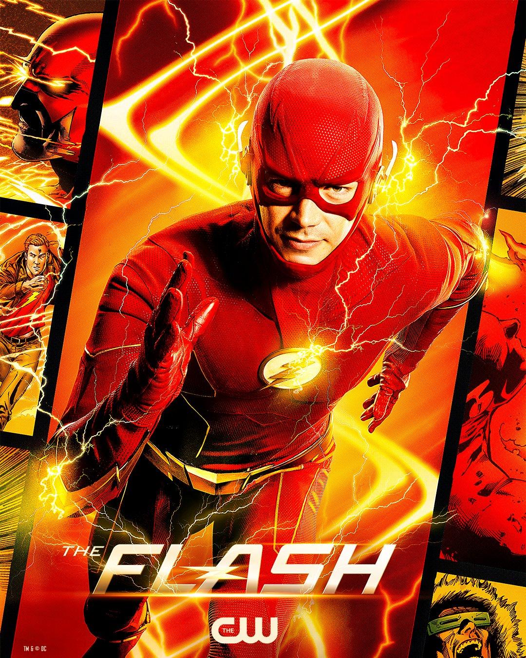 Người Hùng Tia Chớp Phần 7 - The Flash 7 (2021)