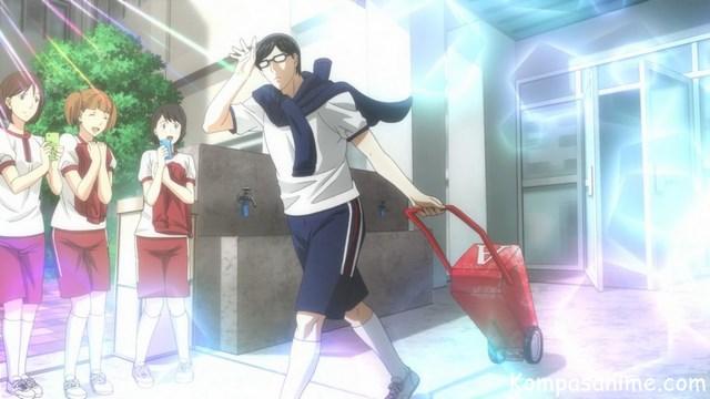 Anime Mirip Sakamoto Desu ga