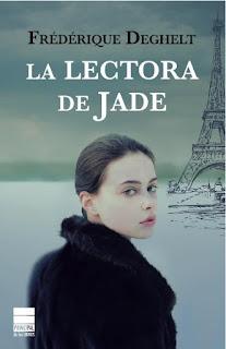 La lectora de Jade Frédérique Deghelt