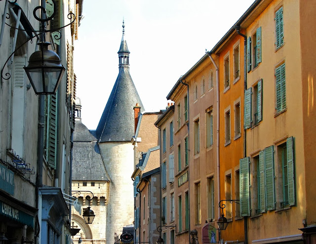 Old Town in Nancy, France. Photo: Spigoo.