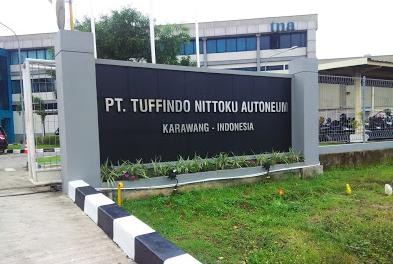 Lowongan Kerja Jobs : Operator Welding, Foreman Quality Min SMA SMK D3 S1 PT Tuffindo Nittoku Autoneum Membutuhkan Tenaga Baru Seluruh Indonesia