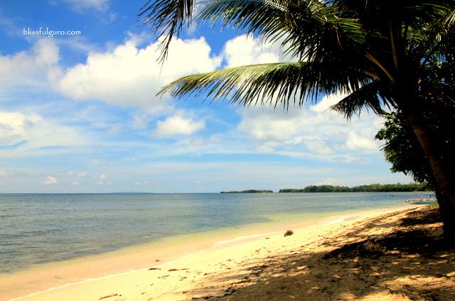Tambobong Beach Dasol Pangasinan Blog