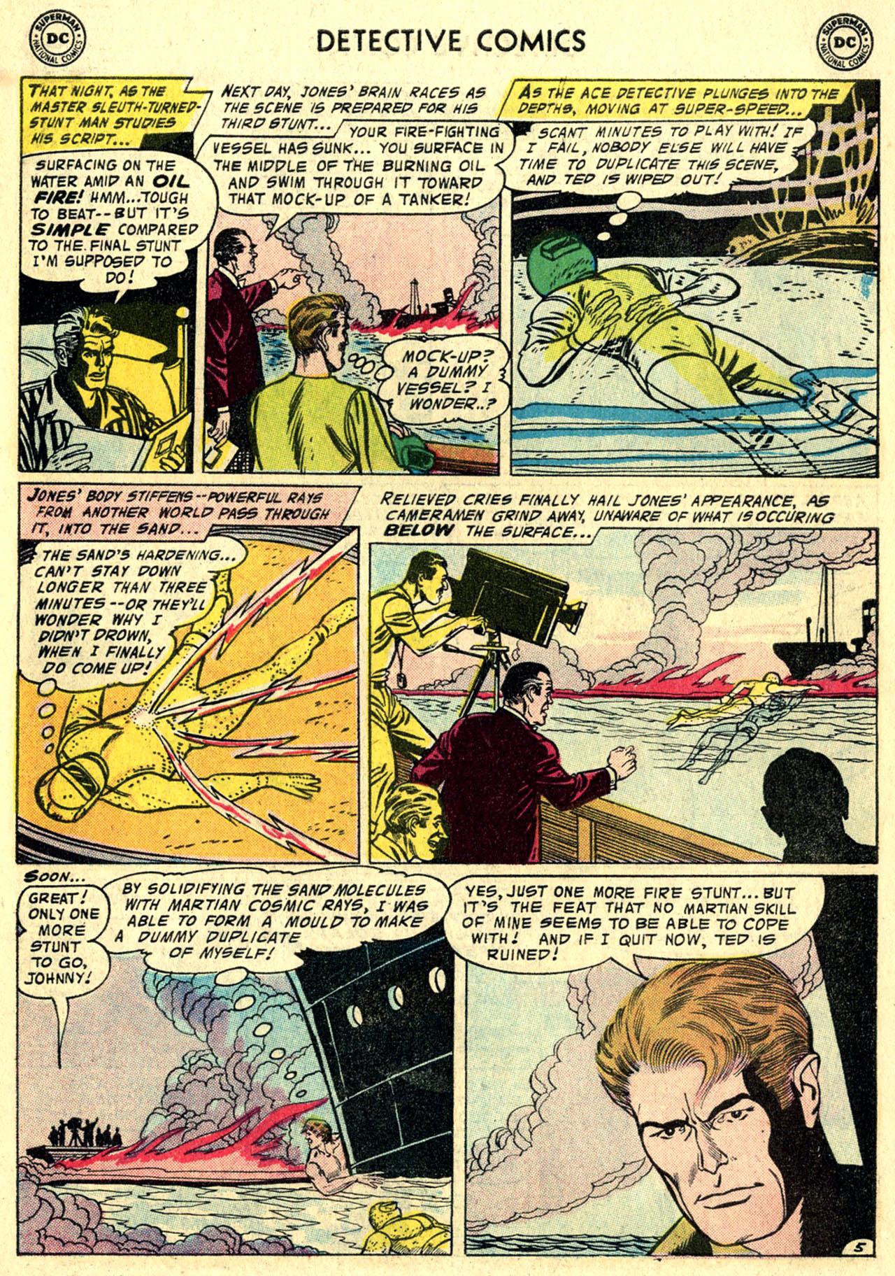 Read online Detective Comics (1937) comic -  Issue #244 - 31