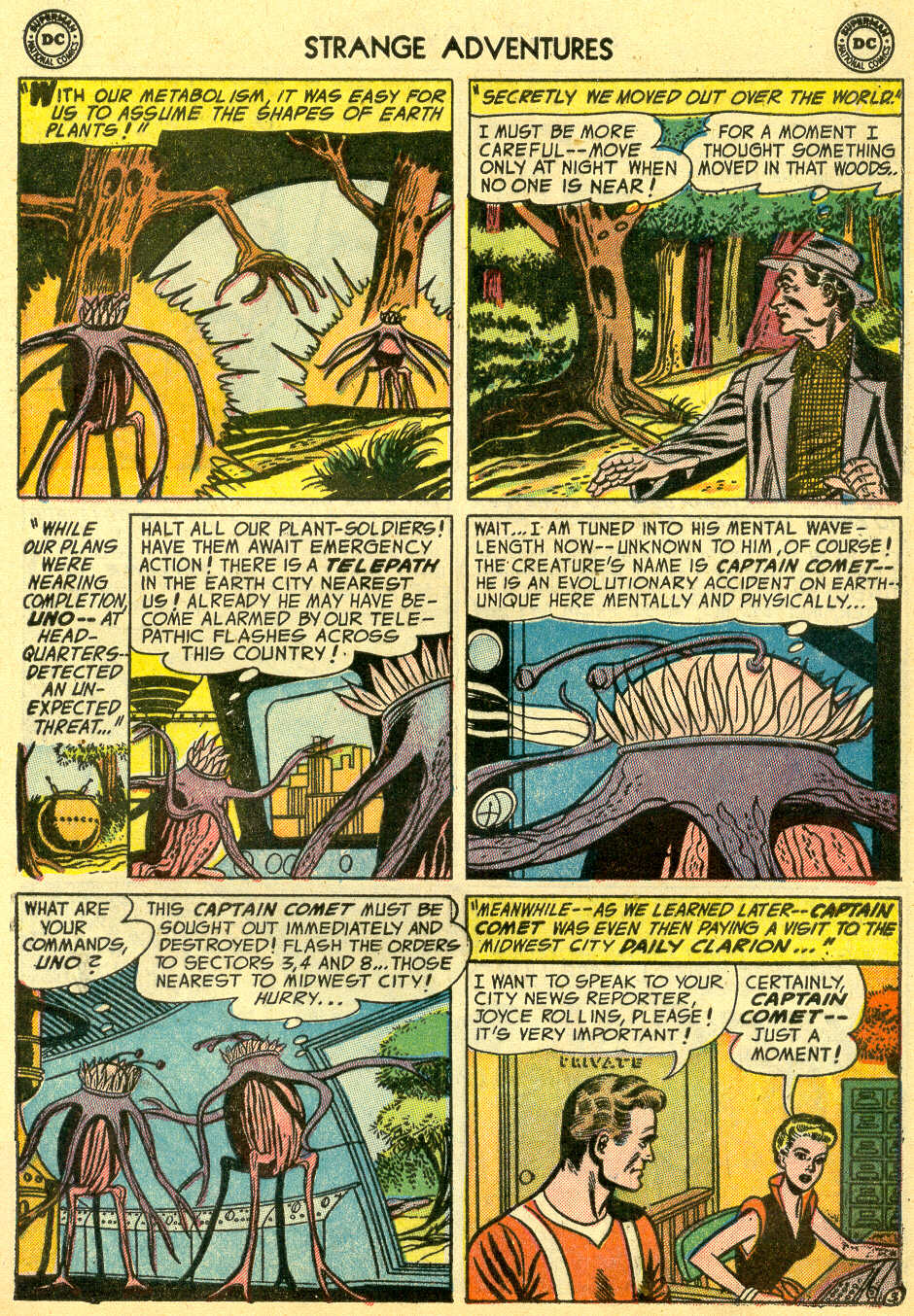 Strange Adventures (1950) issue 44 - Page 5