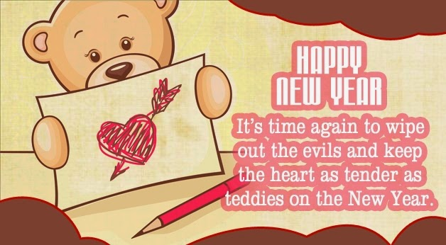 Happy New Year 2016 Love Wallpapers fo Wife