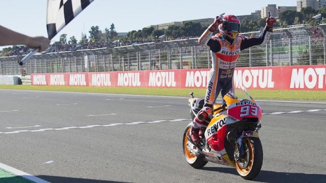 Biaggi: Marquez Bisa Juara di Ducati