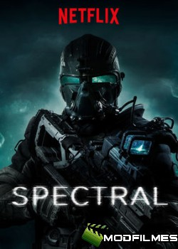 Capa do Filme Spectral