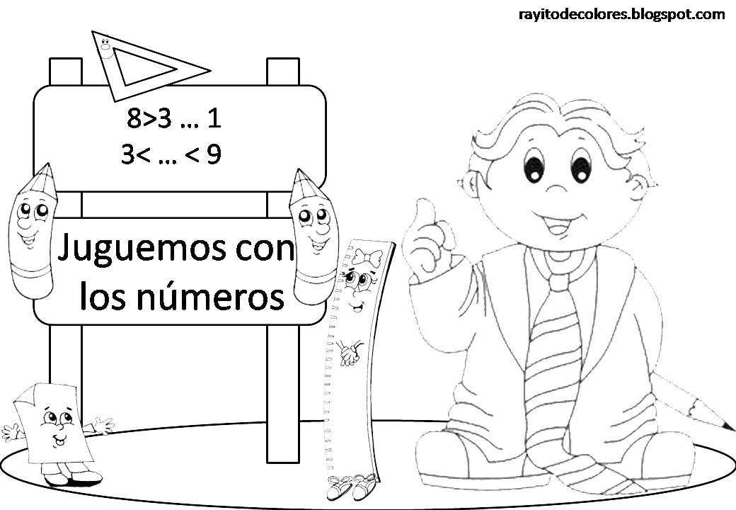 Cartel de  Matemáticas