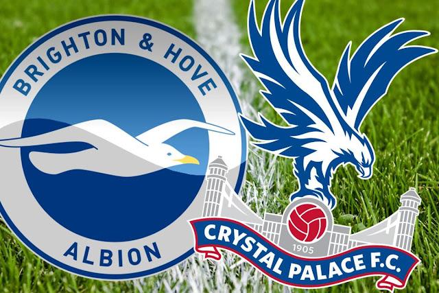 Brighton vs Crystal Palace Full Match & Highlights 08 January 2018