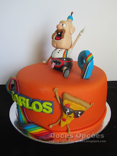 cake Uncle Grandpa