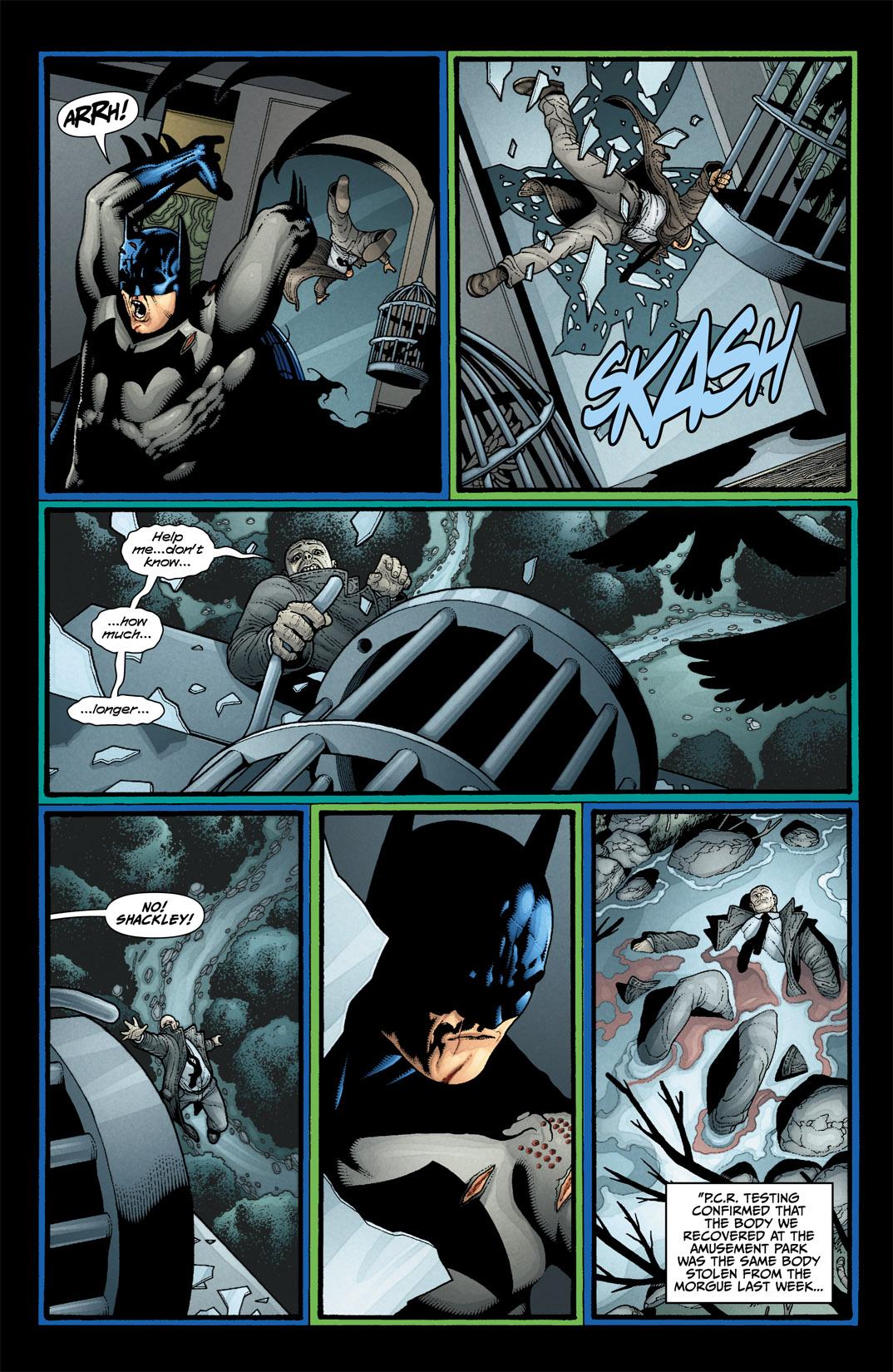 Detective Comics (1937) 832 Page 20