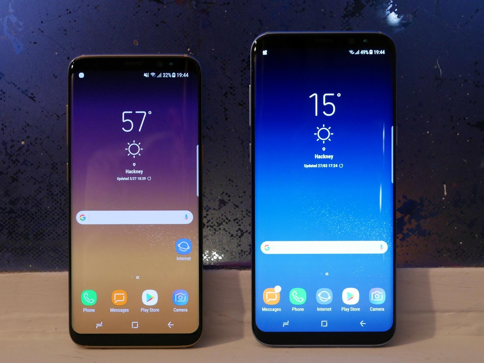 galaxy s8 how to add data
