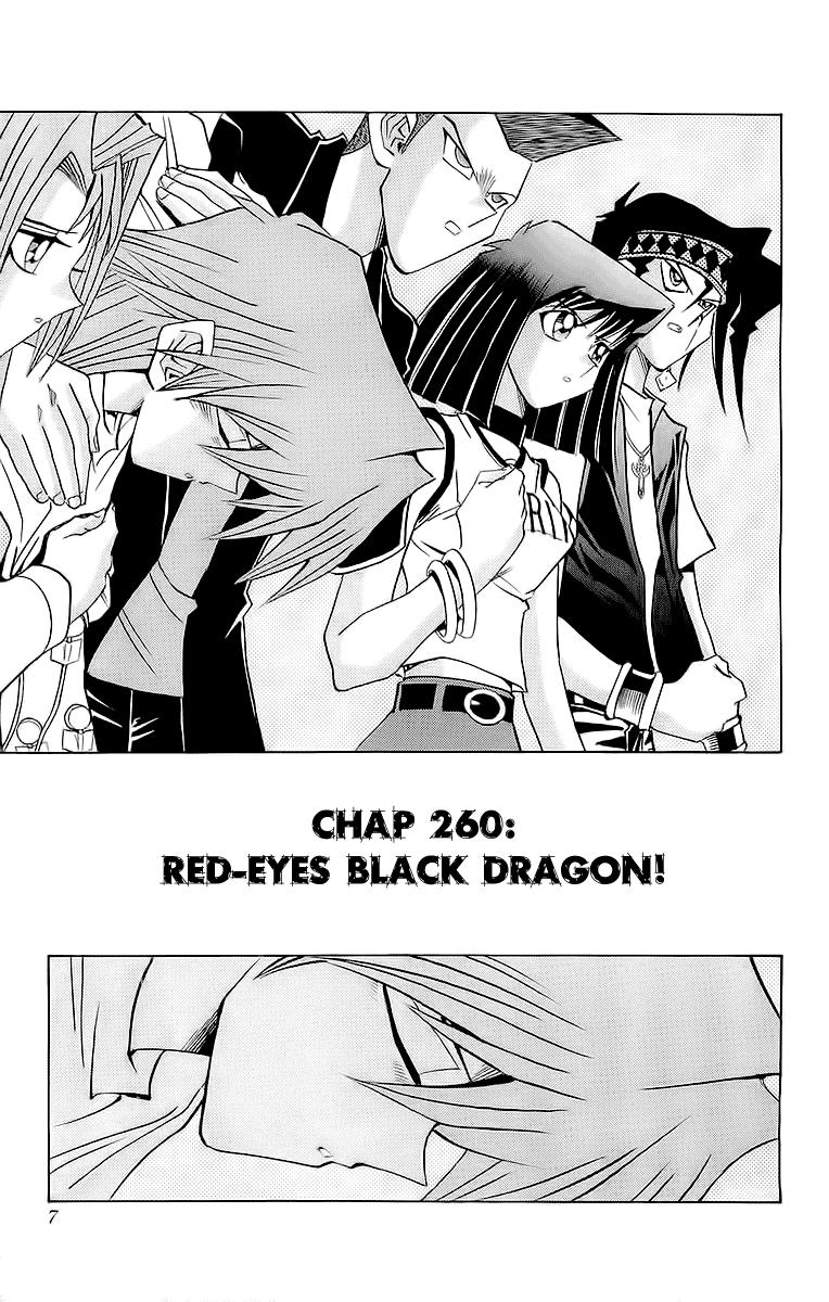 YUGI-OH! chap 260 - red-eyes black gragon trang 2