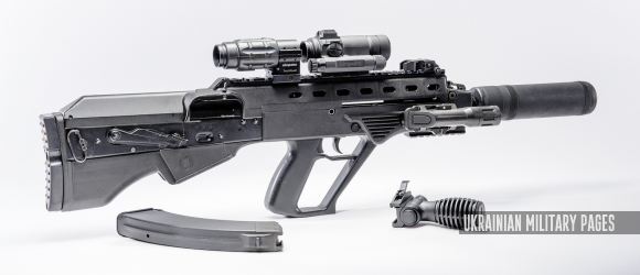 Штурмова гвинтівка (автомат) «Малюк» (Вулкан)