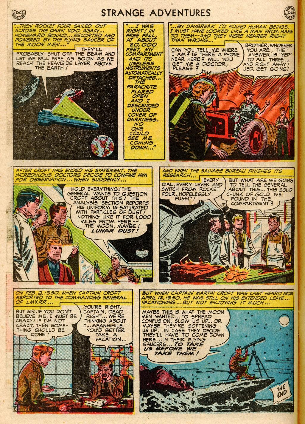 Strange Adventures (1950) issue 2 - Page 20
