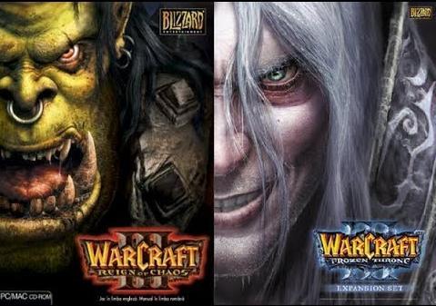 Instalar Descargar Dota 1 Warcraft III The Frozen Throne