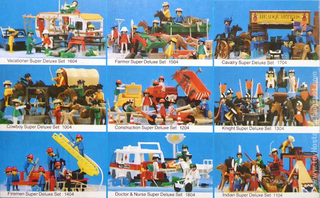 Playmobil Schaper Deluxe Set catalogue catalog