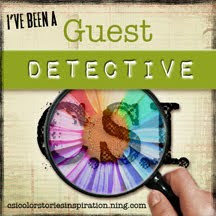 I was a Guest Detective