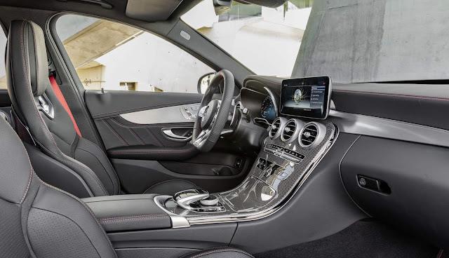 Mercedes-AMG C43 2019