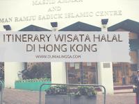 Itinerary Wisata Halal di Hong Kong 4 Hari 3 Malam