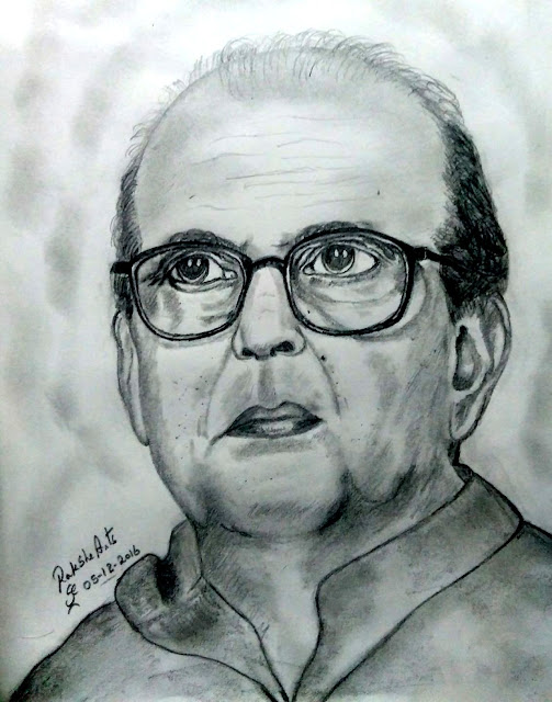PENCIL DRAWING -  VP.SINGN
