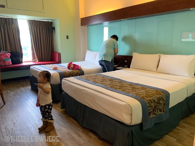 Staycation at Microtel by Wyndham (Mall of Asia)