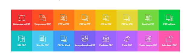 Cara Merubah File Word ke PDF Online Tanpa Software