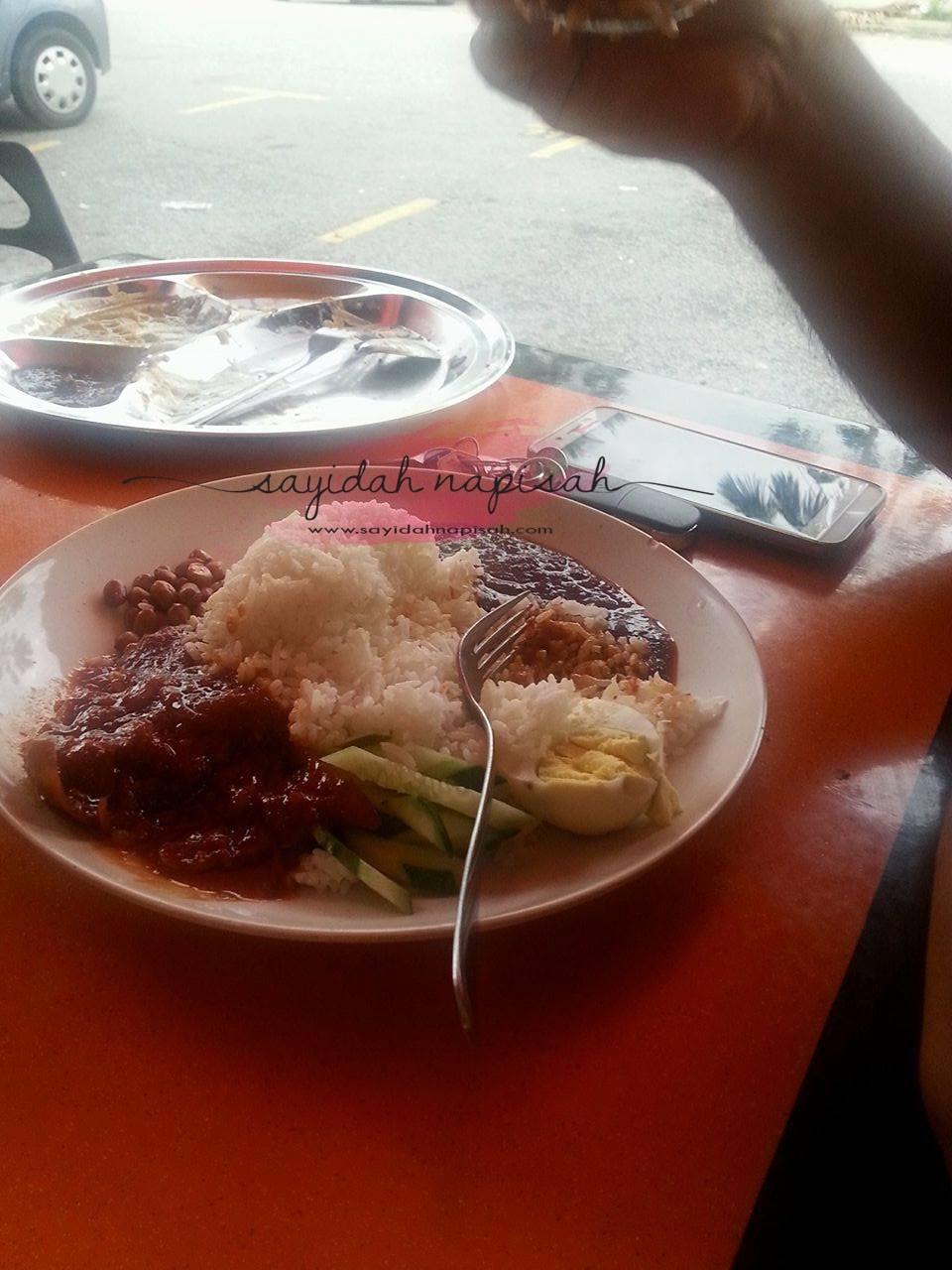 Restoran Nasi Vanggey Sri Gombak