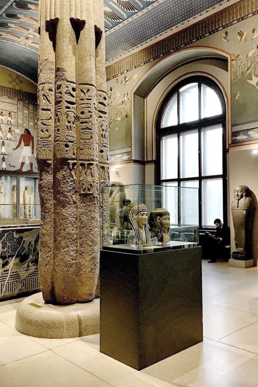 Impressionen aus der Ägyptisch-Orientalische Sammlung