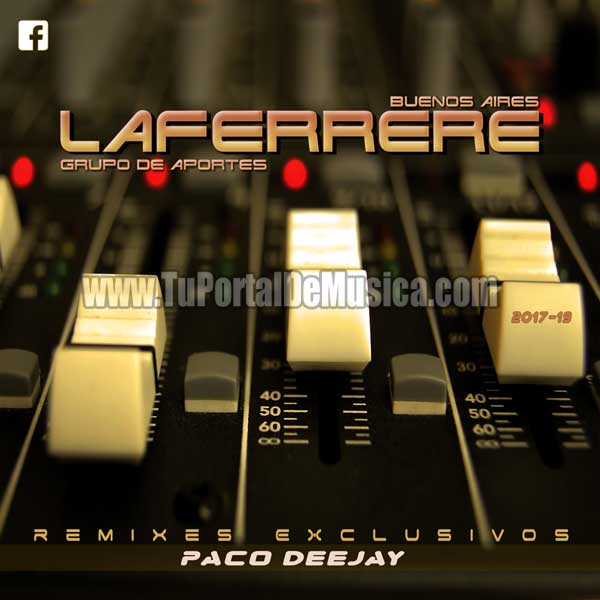Paco DeeJay Cumbia Remixes Exclusivos Vol. 19 (2017)