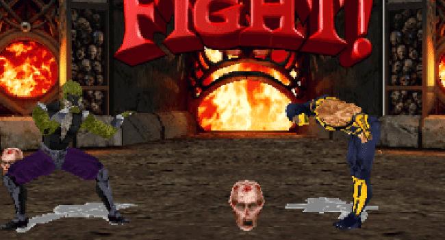 تحميل لعبة مورتال كومبات 4 Mortal Kombat