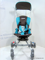 3 Cocolatte CL09 iflex Baby Stroller with Travel Bag
