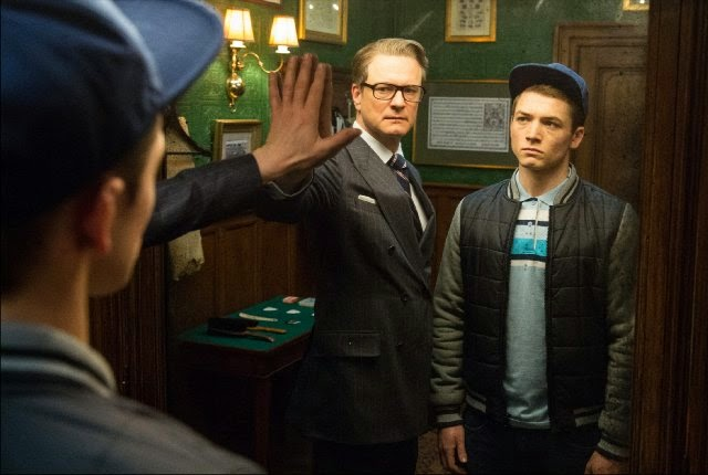 kingsman trailer