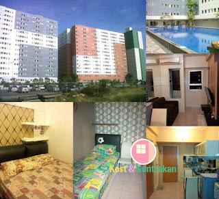 Disewakan Apartemen Puncak Permai Full Furnished